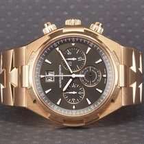 Vacheron Constantin Overseas Chronograph 18K Pink Gold