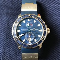 Ulysse Nardin Maxi Marine Diver - The Blue Surf