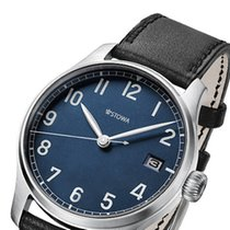 Stowa Marine Automatic Blue Limited Edition with Date