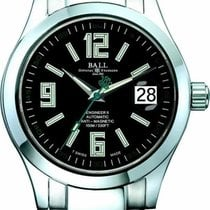 Ball Engineer II Arabic NM1020C-S4-BK new