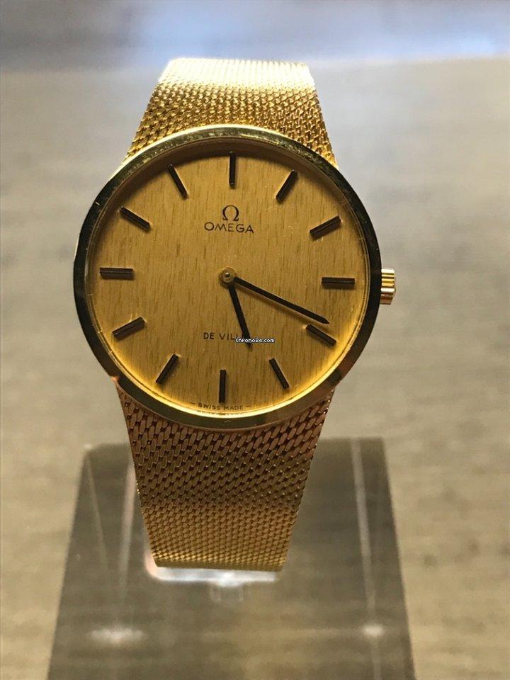 dda435c128ff Relojes Omega Oro amarillo - Precios de todos los relojes Omega Oro  amarillo en Chrono24