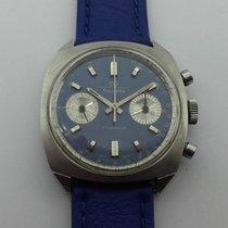 Chronographe Suisse Cie Transglobe Valjoux 7730  A Remontage...