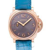 the latest 5368e 6c025 パネライ ピンクゴールド 腕時計の価格一覧 | Chrono24