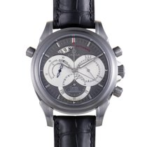 Omega De Ville Co-Axial new Automatic Chronograph Watch with original papers 4848.40.31