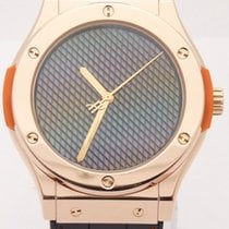 Hublot Classic Fusion 45, 42, 38, 33 mm pre-owned 45mm Rose gold