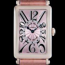 Franck Muller Long Island White gold 26mm Pink Arabic numerals United Kingdom, London