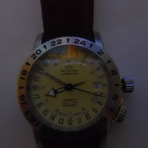 Glycine Acier 36mm Remontage automatique 3866.15.66 occasion France, PLOGASTEL SAINT-GERMAIN