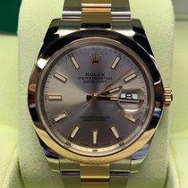 Rolex Datejust (Submodel) gebraucht 41mm Gold/Stahl