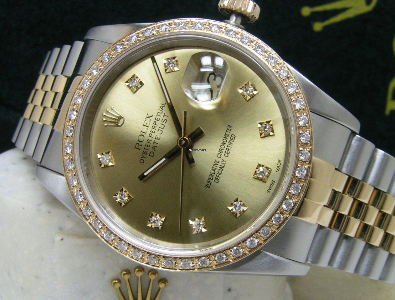 bbf120d3b95 Rolex 16233