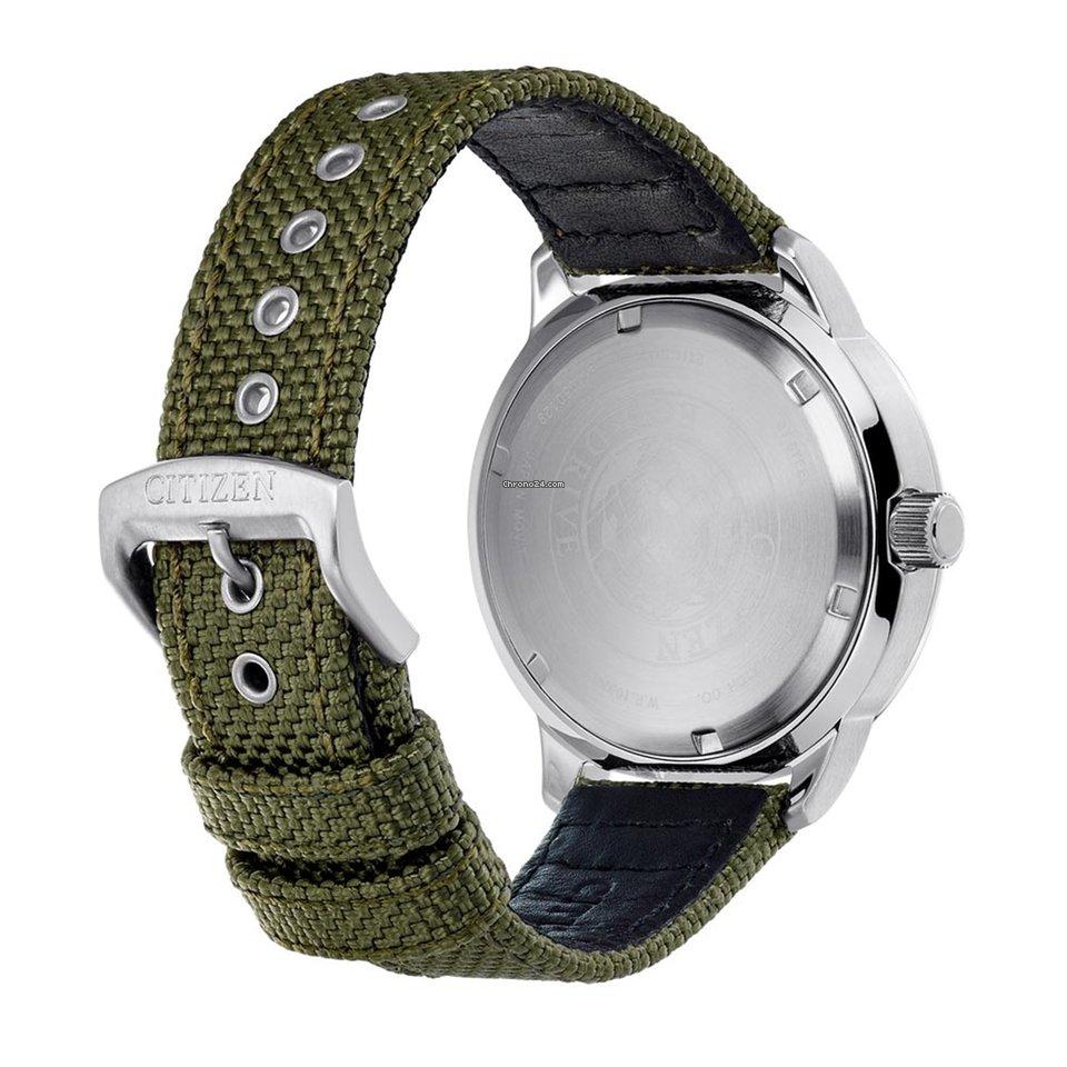 e2b4476a5 Citizen Man BM7390-22X Aviator Eco-Drive quartz watch za 109 € k prodeji od  Trusted Seller na Chrono24