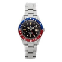 Rolex 6542 Steel 1960 GMT-Master 40mm pre-owned United States of America, Pennsylvania, Bala Cynwyd