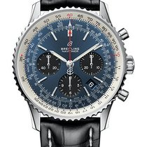 Breitling AB0121211C1P1 Steel Navitimer 1 B01 Chronograph 43 43mm new United States of America, New York, New York
