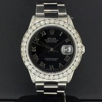 Rolex 16200 Steel 2000 Datejust 36mm pre-owned United States of America, New York, New York