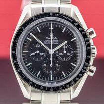 Omega Speedmaster Professional Moonwatch Stål 42mm Svart