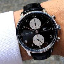 IWC Portuguese Chronograph IW371404 2004 použité