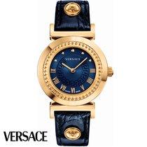Versace Damenuhr 35mm Quarz neu Uhr mit Original-Box und Original-Papieren