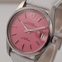 Tudor Prince Oysterdate Steel 34mm Pink