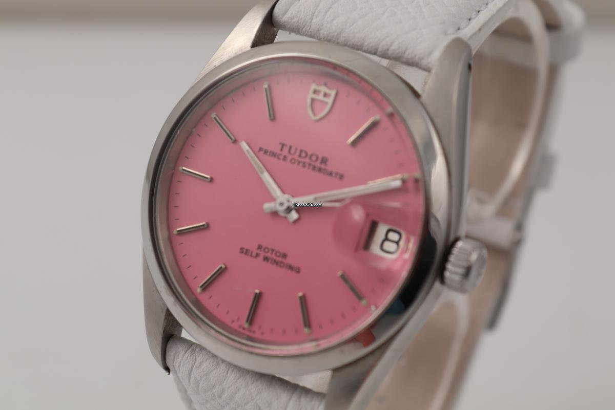 Tudor Prince Oysterdate 74000 pre-owned