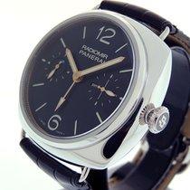Panerai Radiomir Tourbillon GMT Platinum 48mm Black Arabic numerals United States of America, California, Los Angeles