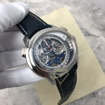 Audemars Piguet Platinum Manual winding 47mm pre-owned Millenary Chronograph