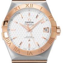 Omega Constellation Men Steel 38mm