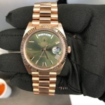 Rolex Day-Date 40 228235 2018 pre-owned