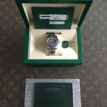 Rolex GMT-Master II Stahl 40mm Schwarz Keine Ziffern Schweiz, Winterthur