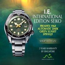 Seiko SPB105J1 Steel Prospex 51mm new