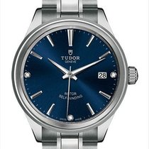 Tudor Style 12500-0013 New Steel 38mm Automatic
