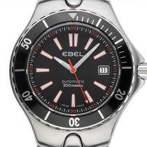 Ebel Sportwave 9120K51 pre-owned