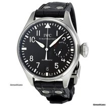 IWC Big Pilot Steel 46mm