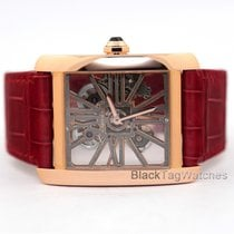 Cartier W5310040 Rose gold 2014 Tank MC 43.8mm pre-owned United States of America, Florida, Aventura