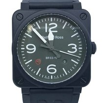 Bell & Ross BR 03-92 Ceramic Ceramic 42mm Green United States of America, Florida, Naples