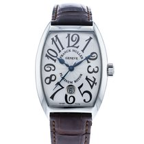 Franck Muller Steel 35mm Automatic 7851 SC DT pre-owned