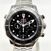 Omega Seamaster Diver 300 M Steel 44mm Black No numerals United States of America, California, Cerritos