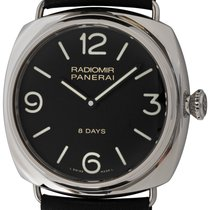 Panerai Radiomir 8 Days Steel 45mm Black Arabic numerals United States of America, Texas, Austin