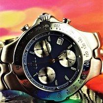 Ebel E9251641 Сталь 2003 Sportwave 40mm подержанные
