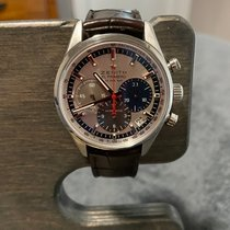 Zenith El Primero Original 1969 Steel 38mm Silver No numerals United States of America, Washington, Moses Lake