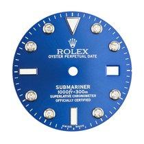 Rolex Submariner 40mm Blue/Diamond Hour Markers Custom Dial