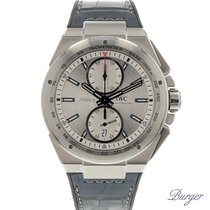 IWC Ingenieur Chronograph Racer Steel 45mm Silver