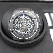 Hublot King Power usados 48mm Carbono