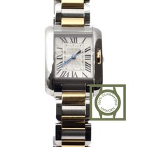 Cartier Tank Anglaise nieuw 30.2mm Staal