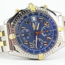 Breitling Chronomat Vitesse bicolor pilot (expected)