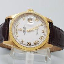Rolex  18038 Day-Date yellow gold ARABIC date wheel