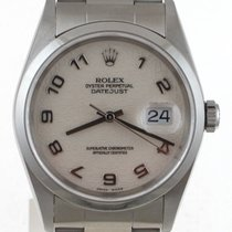 Rolex Datejust new 2001 Automatic Watch with original box and original papers 16200
