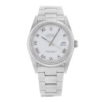 Rolex Datejust 16220 Stainless Steel  Watch