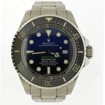 勞力士 (Rolex) Deepsea D-Blue 116660, 2015