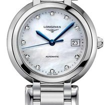 Longines PrimaLuna Steel 30mm Mother of pearl United States of America, New York, Airmont