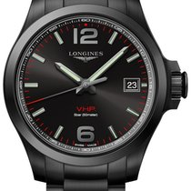 Longines L3.716.2.56.6 L37162566 2021 Conquest 41mm new United States of America, New York, Airmont