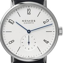 NOMOS Steel 38,3mm Automatic 601 new